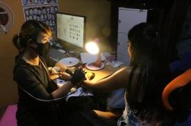 สักลาย, สักตัว, body tattoo, artist girl tattoo, เพ้นท์คิ้ว, สักคิ้ว, สักปาก, ออกแบบลายสัก, ลายสัก, ผู้หญิงสัก, มือาชีพ, สักลายมืออาชีพ, ช่างสักมืออาชีพ, สักลายมืออาชีพ, ออกแบบลายสัก, ลายสักตัวการ์ตูน, ช่างแบม, ครูแบม, 0924215640, kookkaicartoon, แบม ช่างสัก, ครูแบม ช่างสัก, สักหนังเทียม, หนังเทียม, สักลายสวยๆ, ร้านสักคลองสามวา, ร้านสัก หน้าวัดแป้นทอง, ร้านสัก หทัยราษฎร์ 39